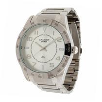 Relógio backer masculino prata 3402123f br -