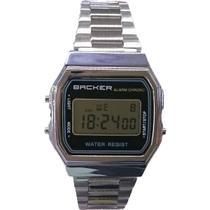 Relógio Backer - Vintage - 15001453M PR -