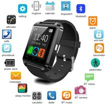 Relógio Bluetooth Smart Watch U8 Android iPhone 5 6 J7 A5