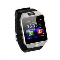 Relógio Bluetooth Smartwatch DZ09 Iphone Android Gear Chip e Notificações  Premium - Smart watch