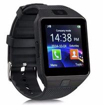 Relógio Bluetooth Smartwatch Ge Chip Dz09 Iphone Android Nov Preto - Bk imports