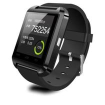 Relogio Bluetooth Smartwatch u8 Compativel Iphone e Android - Sport watch