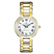 Relógio Bulova Feminino Precisionist - WB27618S - Magnum group