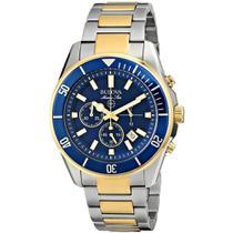 Relógio Bulova Marine Star Wb31774f / 98b230 -