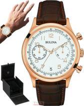 Relógio Bulova Masculino Classic Cronógrafo WB22391B / 97B148 -