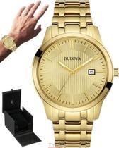 Relógio Bulova Masculino Dourado WB22444G / 97B145 -
