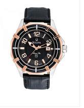 Relógio bulova masculino marine star wb31201p -