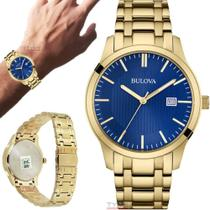 Relógio Bulova Masculino Wb22444z / 97b156 Dourado -