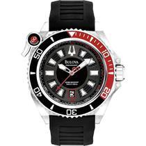 Relógio Bulova Precisionist Catamount Wb31569t / 98b166 -