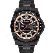 Relógio Bulova Precisionist Wb31014z  98b143 -