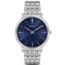 Relógio Bulova Slim WB22436F -