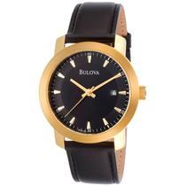 Relógio bulova unissex clássico wb22024u -