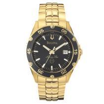 Relógio Bulova WB30757U Dourado e Preto Original -