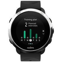 Relógio c/ Monitor Cardíaco no Pulso Suunto 3 Fitness Black -
