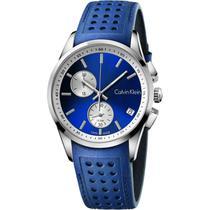 12f3c5e1bce Relógio Calvin Klein - Bold - Azul - K5A371VN