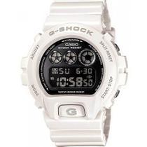 Relógio Casio Digital G-Shock Branco Dw-6900nb-7dr -