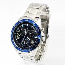 Relógio Casio Edifice Masculino EFV-540D-1A2VUDF -