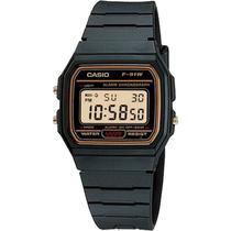 Relógio Casio F-91WG-9QDF Alarme Cronômetro -