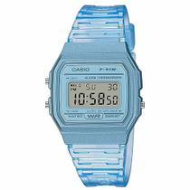 Relógio Casio Feminino Standard F-91WS-2DF -