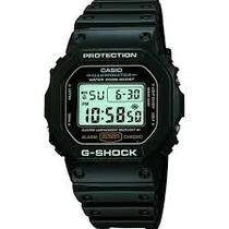 Relógio Casio G-shock Dw-5600e 1vdf Serie Prata Original -