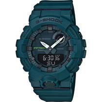 Relógio Casio G-Shock G-Squad GBA-800-3ADR Monitor de Passos Calorias Bluetooth -