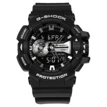 Relógio Casio G-Shock Ga-400gb-1adr Rotary Switch - Technos