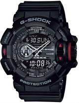 Relógio Casio G-Shock Masculino GA-400-1BDR -