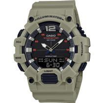 Relógio Casio Illuminator Masculino HDC-700-3A3VDF -