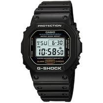 Relógio Casio Masculino Digital DW-5600E-1VDF - Preto -