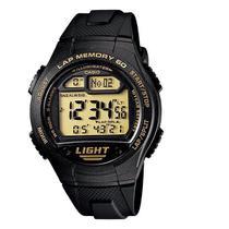 Relógio Casio Masculino Digital Esportivo W-734-9AVDF -