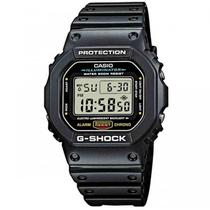 Relógio Casio Masculino Digital G-Shock Dw-5600e-1vdf -