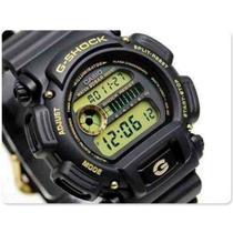 Relógio Casio Masculino Digital G-Shock DW-9052GBX-1A9DR -