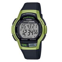 Relógio Casio Masculino Digital Standard WS-1000H-3AVDF -