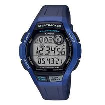 Relógio Casio Masculino Digital Step Tracker Standard WS-2000H-2AVDF -