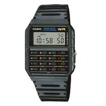 Relógio Casio Masculino Digital Vintage Data Bank CA-53W-1Z -