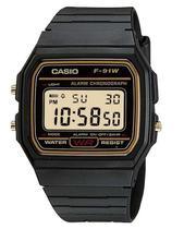 Relógio Casio Masculino F-91WG-9QDF -