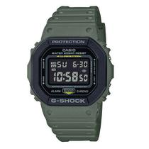 Relógio Casio Masculino G-Shock Digital Verde DW-5610SU-3DR -