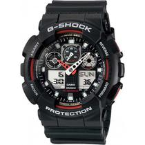 Relógio Casio Masculino G-Shock GA-100-1A4DR -