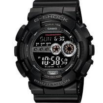 Relógio casio masculino g-shock gd-100-1bdr -