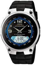Relógio Casio Masculino Standard AW-82-1AVDF Pesca -