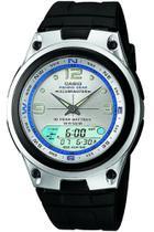 Relógio Casio Masculino Standard AW-82-7AVDF Pesca -