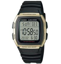 Relógio CASIO unissex digital W-96H-9AVDF -