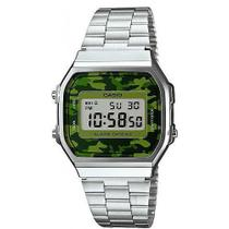 Relógio Casio Unissex Vintage A168WEC-3DF -