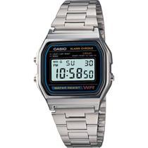 Relógio Casio Vintage - A158wa-1df -