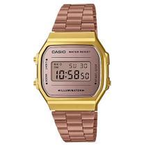 Relógio Casio Vintage A168WECM-5DF -