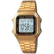 Relógio Casio Vintage A178wga-1adf -