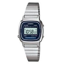 Relógio Casio Vintage Digital LA670WA Feminino -