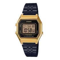 Relógio Casio Vintage Digital LA680WEGB Feminino -
