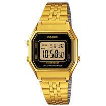 Relógio Casio Vintage Feminino LA680WGA-1DF -