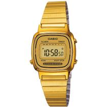 Relógio Casio Vintage LA670W Feminino -